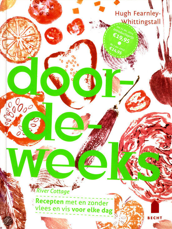 Review kookboek: Doordeweeks River Cottage