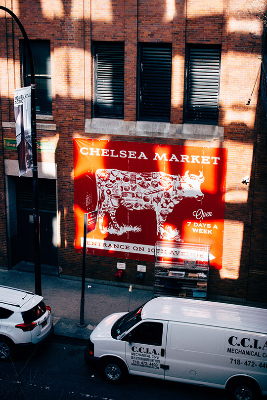 New York Chelseamarket
