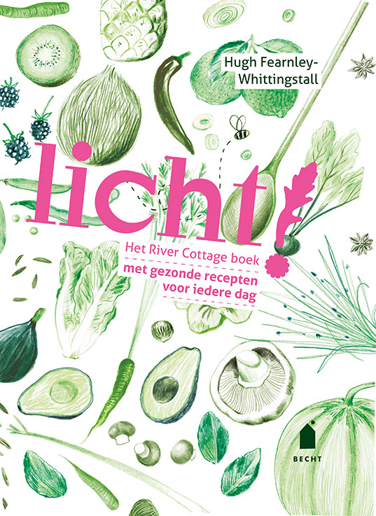 Kookboek Licht! van Hugh Fearnley-Whittingstall