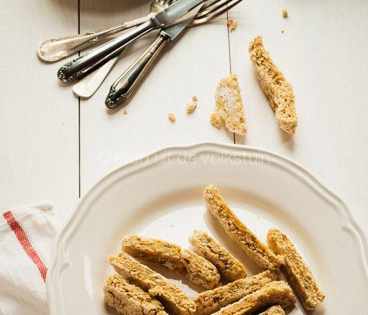Biscotti uit Greendelicious Kruiden