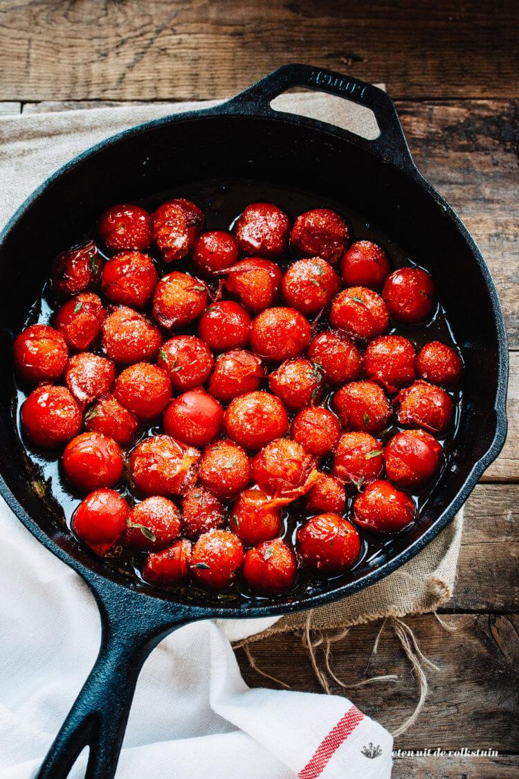 tomaten voor tarte tatin
