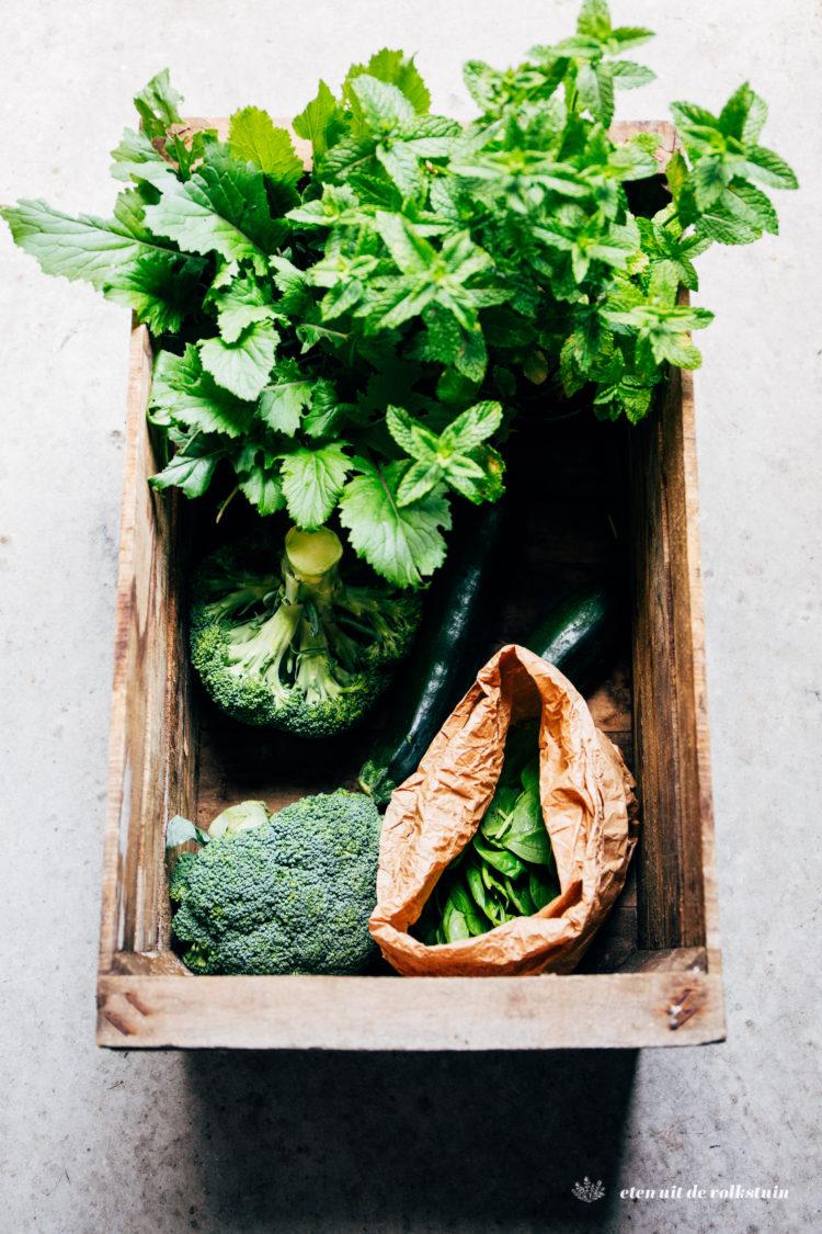 kratje groente